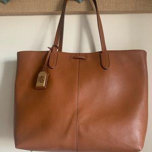 Ralph Lauren brown bag